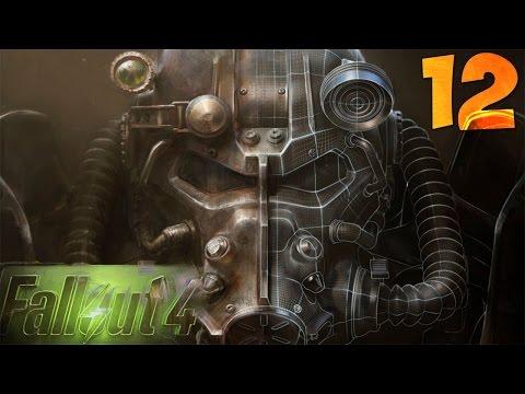 Fallout 4 Прохождение - Часть #12[Обустройство Базы, Электричество, Радиомаяк, Первый Поселенец]