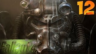 Fallout 4 Прохождение - Часть 12 Обустройство Базы, Электричество, Радиомаяк, Первый Поселенец