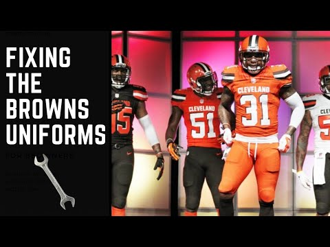 Hammer - Should The Browns Change Their Uniforms?