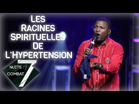 Pasteur Gregory Toussaint | Sept Nuits de Combat | Les Racines Spirituelles de l'Hypertension