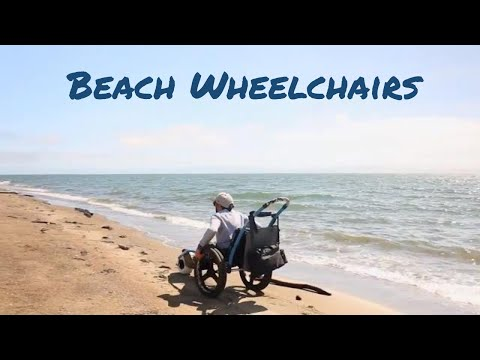 Public Beach Wheelchair Vs Hippocampe On
