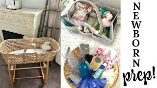 PREPARING YOUR HOME FOR NEWBORN + NEWBORN ESSENTIALS