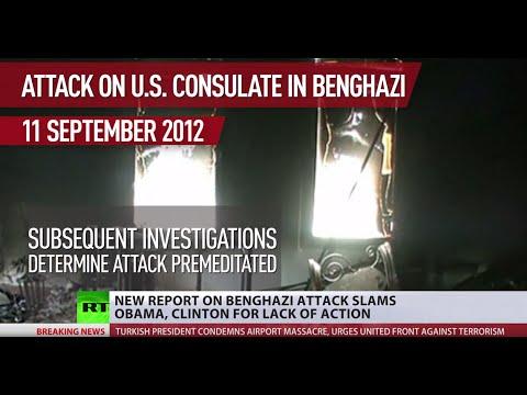 Benghazi Report: Congress committee slams Obama, Clinton for lack of action
