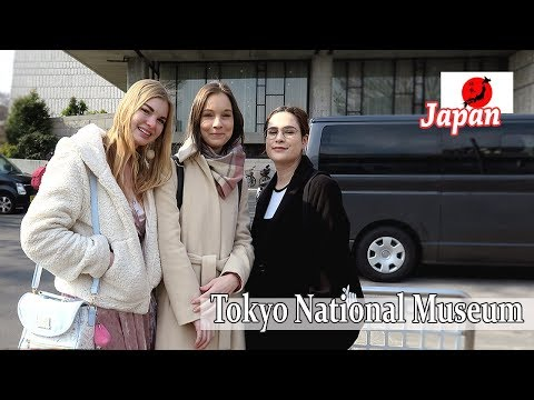 TOKYO NATIONAL MUSEUM - Learning about Japanese Culture and History