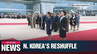 [NEWS IN-DEPTH] Analysis of N. Korea's political reshuffle