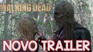 Novo Trailer da 10 temporada de The Walking Dead Analisado - Os Sussurradores