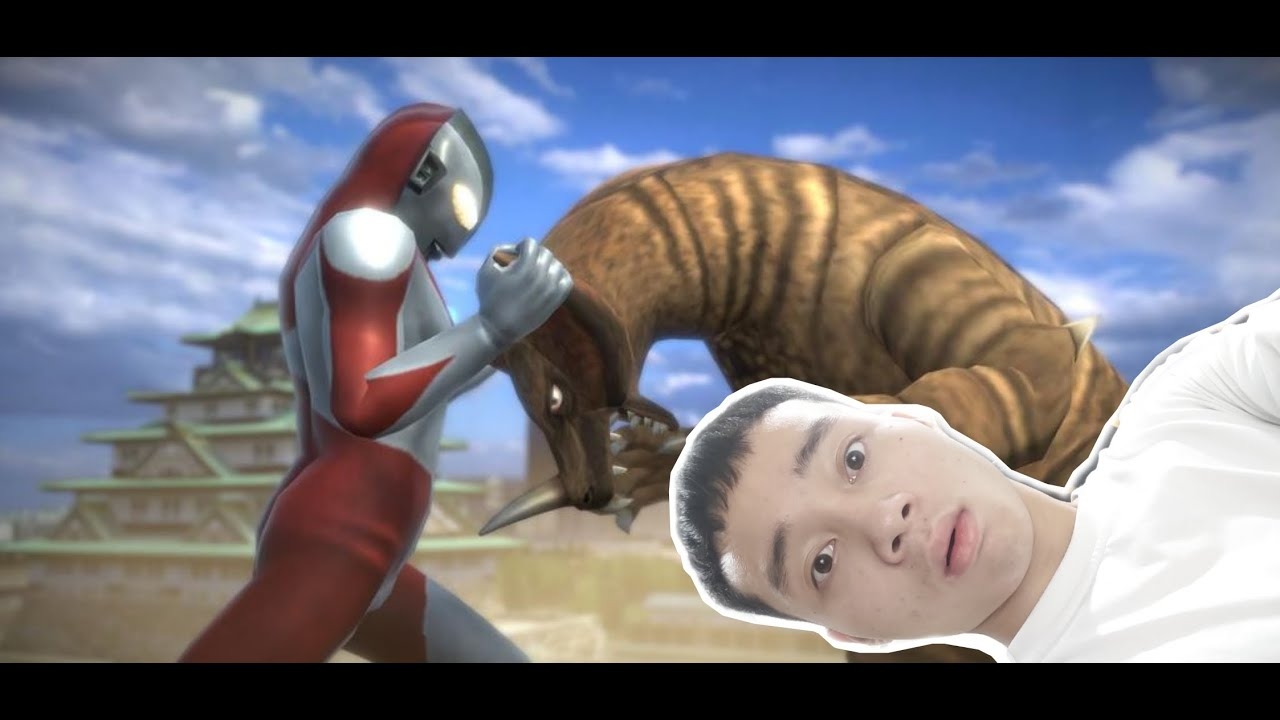 Ultraman Vs Gomora & Redking