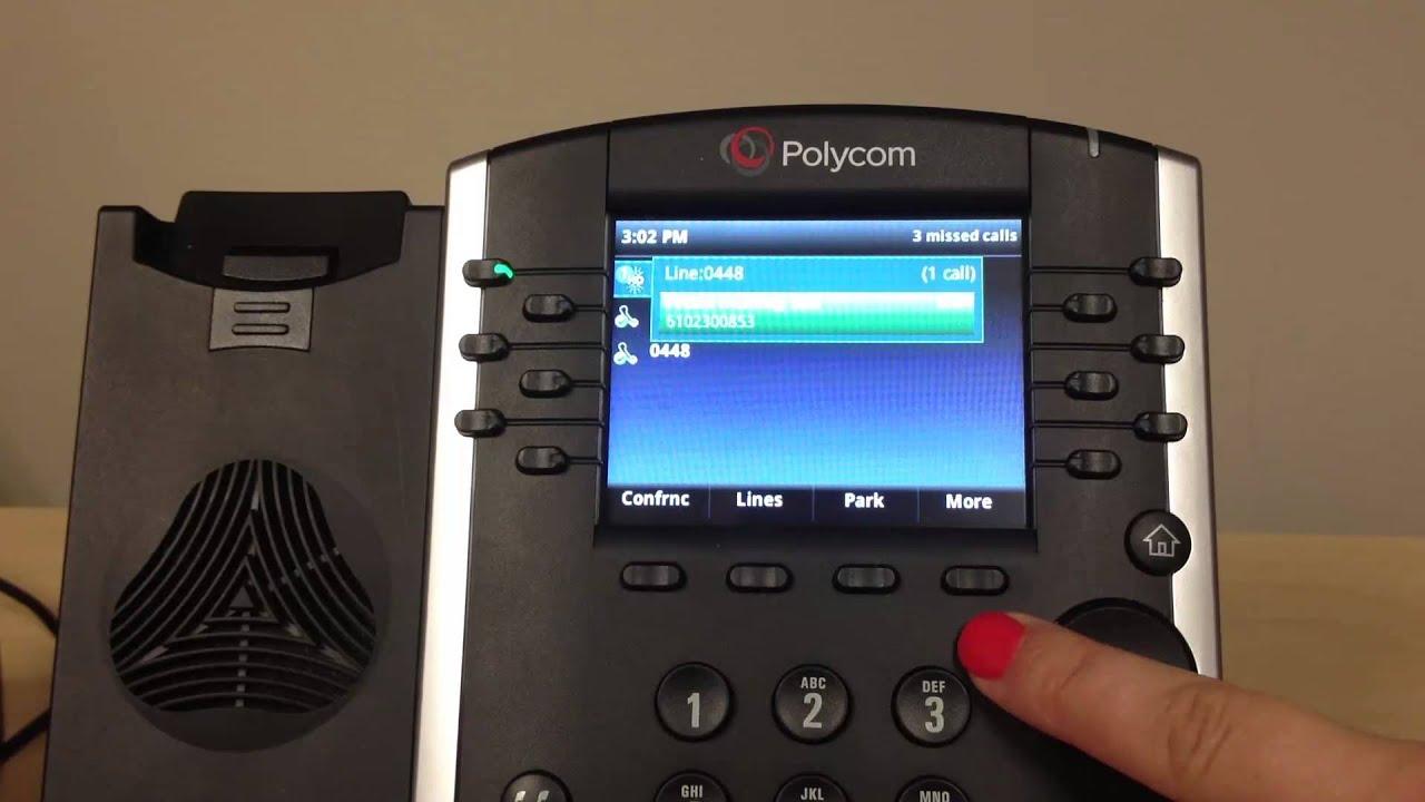 polycom vvx 400  401 conference call