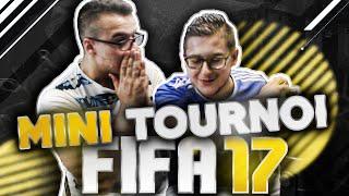 MINI TOURNOI SUR FIFA 17 !