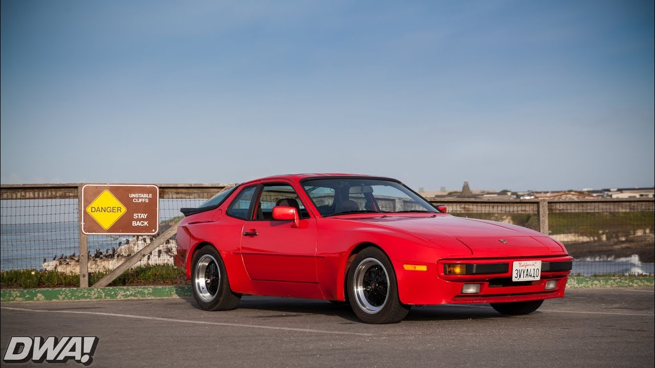 Project Cars Wallpaper Red Porsche 944 Project Vol 1 Introduction Youtube