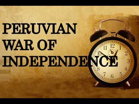 Peruvian War of Independence