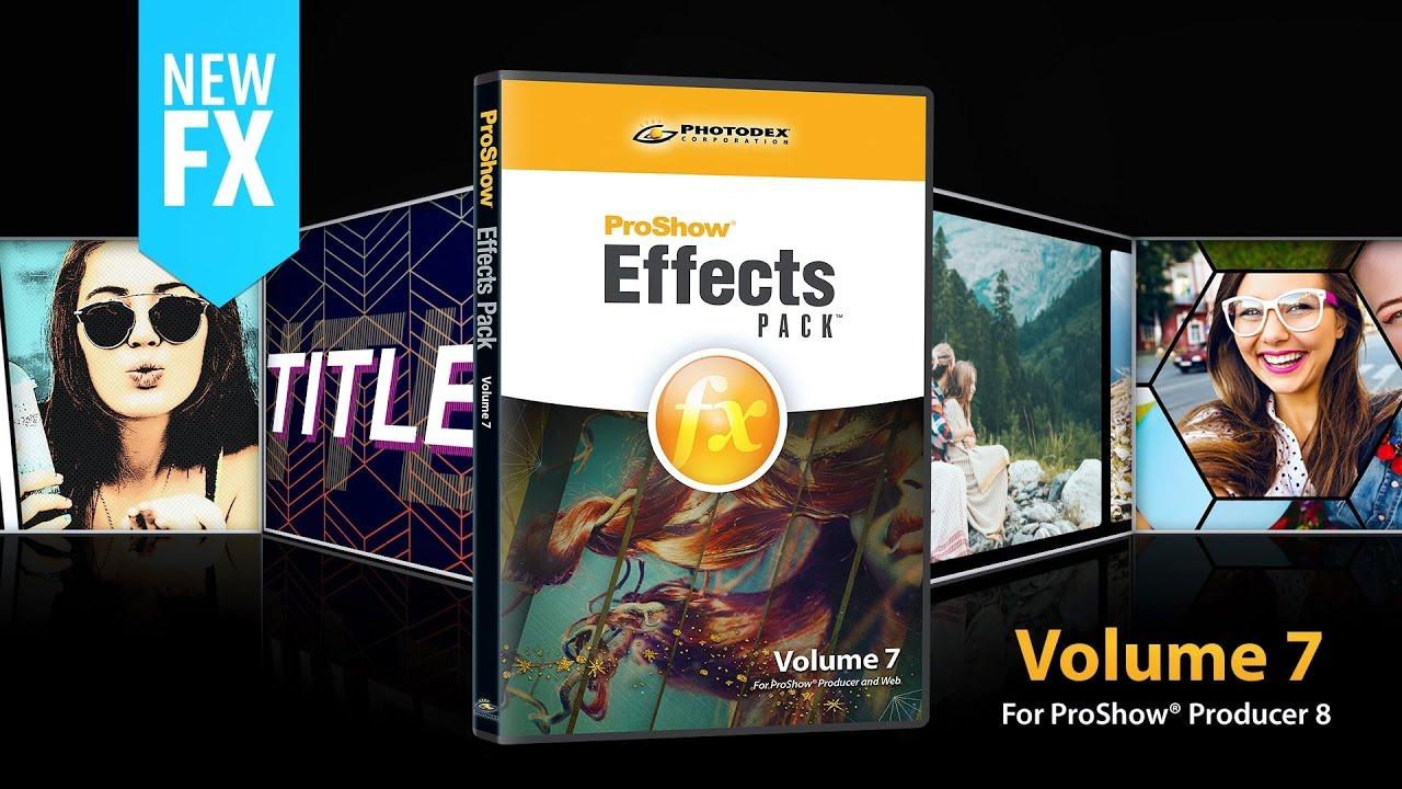 Скачать photodex proshow producer 9. 0. 3797 + effects pack 7. 0.