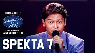 MARK - bitterlove (Ardhito Pramono) - SPEKTA SHOW TOP 7 - Indonesian Idol 2021