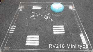 RV218 cleaning live demo
