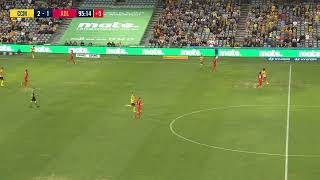 Hyundai A-League 2019/20: Round 11 - Central Coast Mariners v Adelaide United (Full Game)