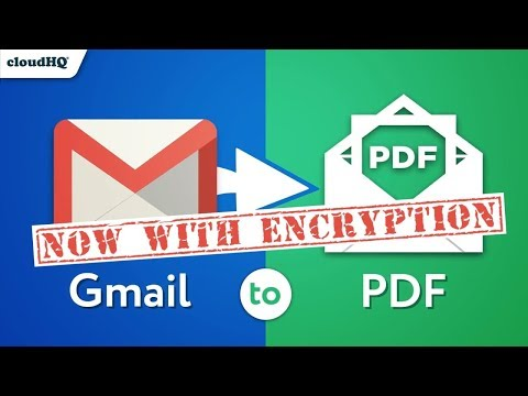 Gmail As Pdf