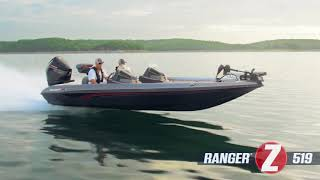 Ranger Z519 On Water Footage