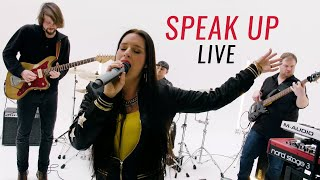 Bianca Aristía Band - Speak Up (Live)
