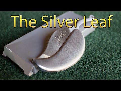 Silver Leaf Knife
