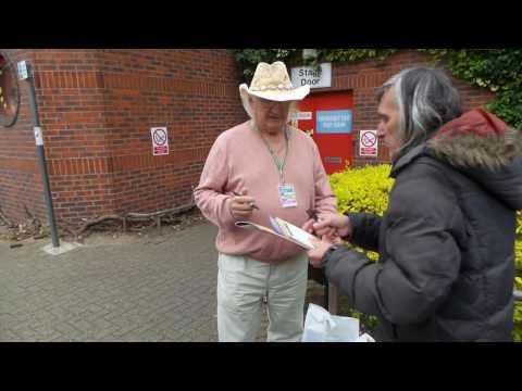 Wayne Fontana in Dartford 21 04 2017