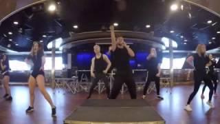 Jonathan Mawson Choreography - Wrapped Up (Olly Murs)