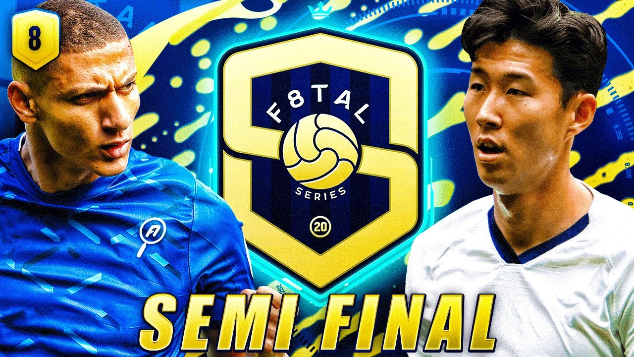 FIFA 20 MIIKELMST VS THE FIFA ANALYST | F8TAL SEMI FINAL! TOTS RICHARLISON VS TOTS SON!