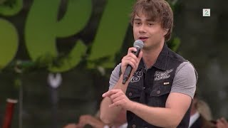 Video Alexander Rybak - I Came to Love You from TV2, Allsang På Grensen download MP3, 3GP, MP4, WEBM, AVI, FLV Desember 2017