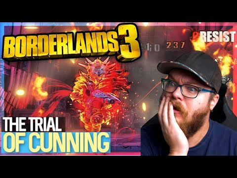 Proving Grounds: The Trial of Cunning (#2) | Moze Grenade Build | Borderlands 3 [4K]
