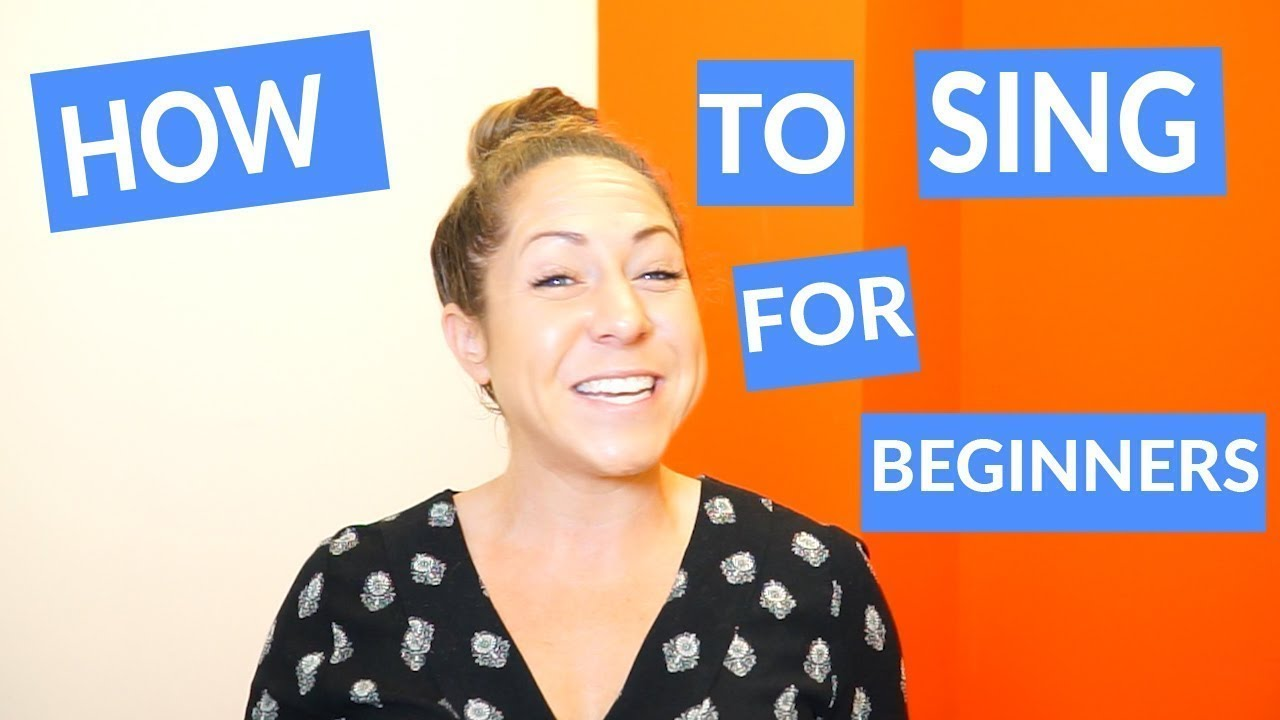 How to Sing for Beginners: 7 Easy Tips to Start Now - YouTube