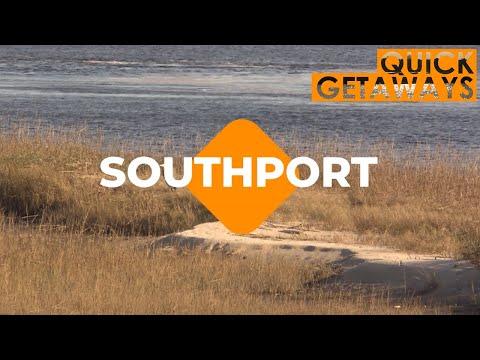 Quick Getaways: Southport NC  North Carolina Weekend  UNC-TV