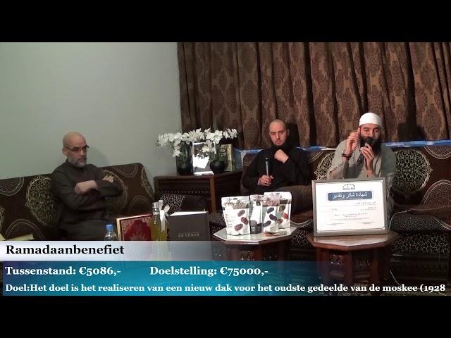 Ramadanbenefiet Dag 1