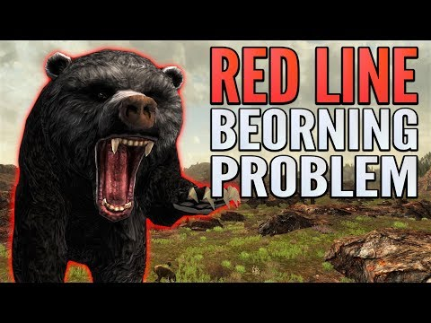 LOTRO: The Red Line Beorning Problem