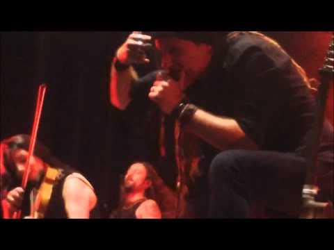 Eluveitie - Neverland @SYLAK OPEN AIR Le 11 Aout 2013