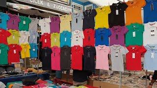 Самый дешевый рынок в Стамбуле Обзор Рынка Чаршамба в Фатихе Низкие цены на товары в Турции 2021