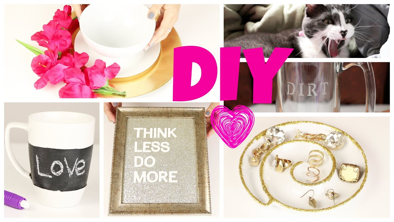 8 DIY Gift Ideas! Last Minute DIY Gift Ideas For Him U0026 Her Holiday Gift    YouTube