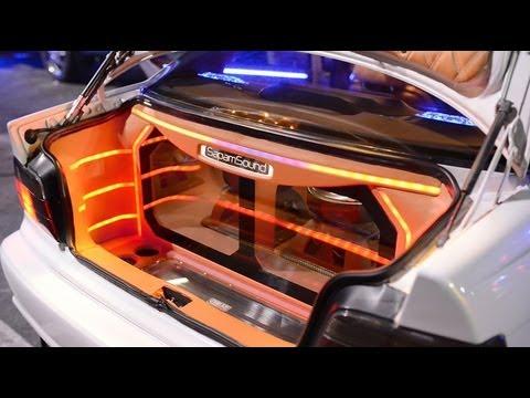 เครื่องเสียงรถยนต์  สะปำซาวด์ เปิดโชว์ที่ลานสะพานหินภูเก็ต 6/2013