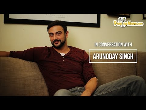In Conversation With | Arunoday Singh | PeepingMoon