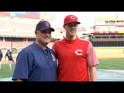 Extended Cut of Farrell facing dad's team