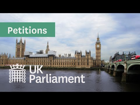 E-petitions debate on support for live events and weddings during Covid-19