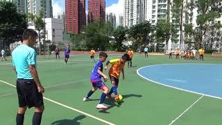 Publication Date: 2018-05-13 | Video Title: 2017 2018 年度賽馬會五人足球盃學校組九龍東   1