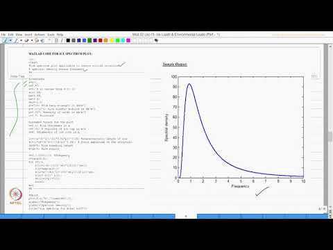 mod02lec11 (part-2): Ice load and Earthquake load