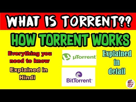 What is Torrent? | How Torrent works? |...