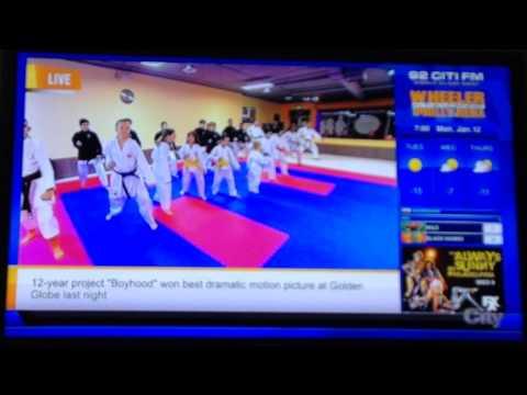 High Energy Morning - Bushido-Kai Winnipeg Karate