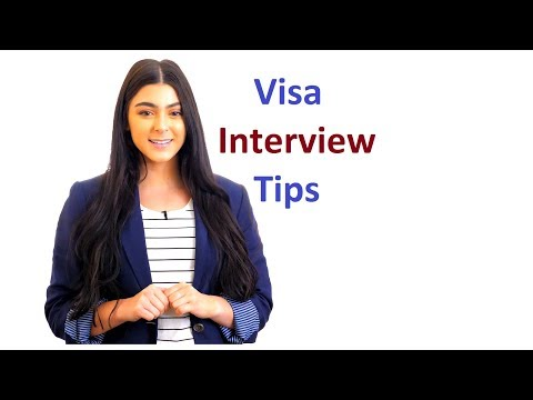 Student Visa Interview Question & Answers Tips| Visa Process |how to get visa