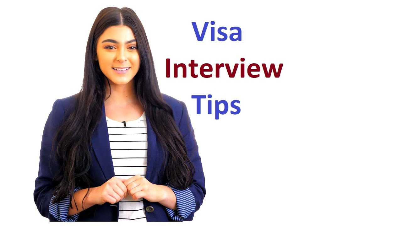 Student Visa Interview Question & Answers Tips | Visa Process | how to get  visa