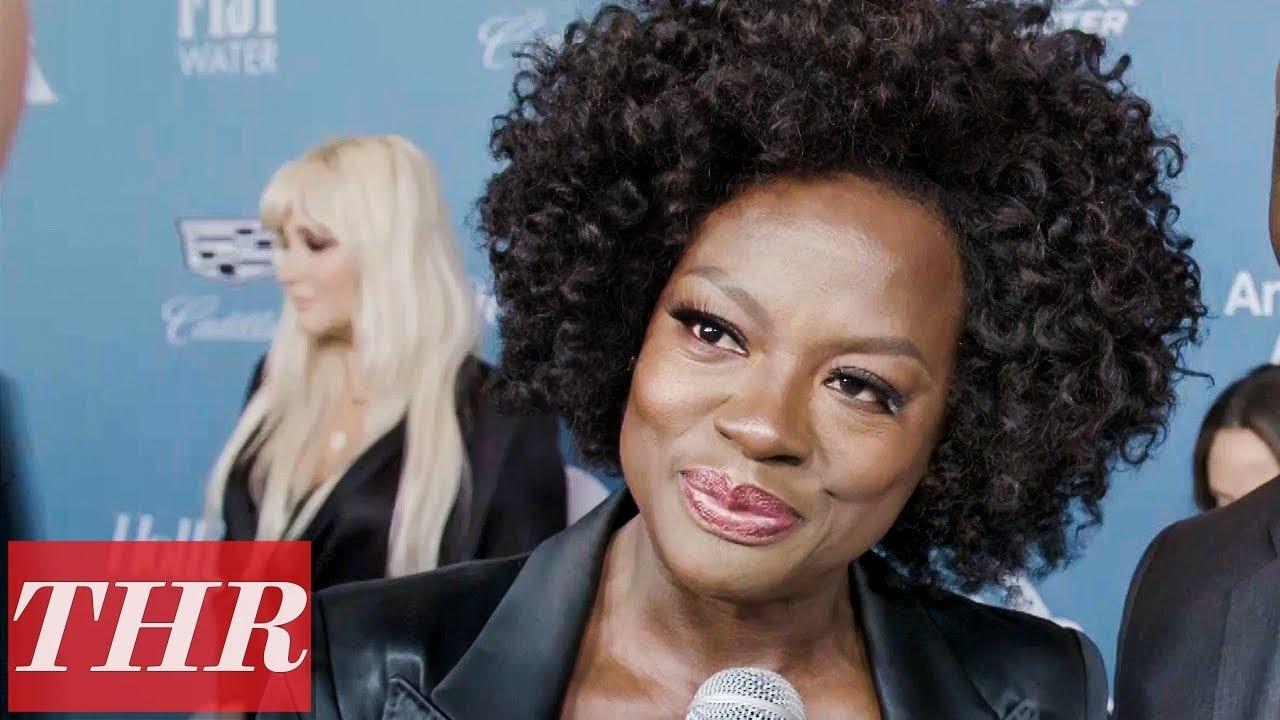 Viola Davis on Overcoming Fear & Receiving Sherry Lansing ...