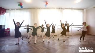 Открытый урок по хореографии 4 5 лет   YouTube