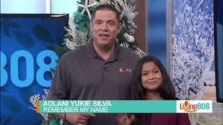 Aolani Yuki Silva on Living 808