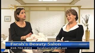 Farah Salon 2019 5 min english interview
