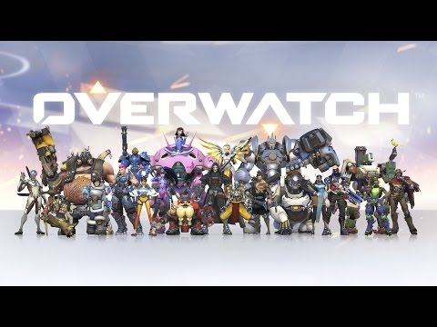 Overwatch Gameplay Trailer #2 (EU)